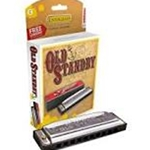 Hohner, Old Standby Harmonica in A 34B-BX-A
